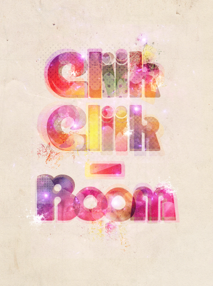 Cliik Cliik Boom by Citronade-Arts