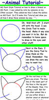 MSPaint Animal Tutorial_Wolf by KrystalOokamiInu