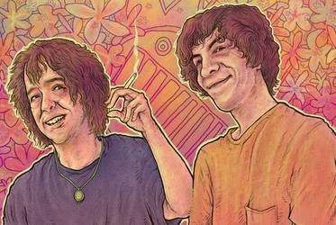 Them Ween Guys by fig13