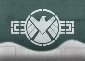 SHIELD-Aircraft crest by Dom-Graphcom