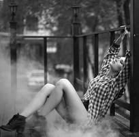 Smoke on the water by kazarinakristina