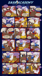 [Italian] Dash Academy 7 - Free Fall - Part 11 by FiMvisible
