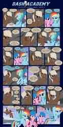[Italian] Dash Academy 7 - Free Fall - Part 21 by FiMvisible