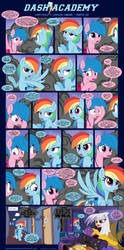 [Italian] Dash Academy 7 - Free Fall - Part 22 by FiMvisible