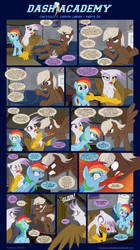 [Italian] Dash Academy 7 - Free Fall - Part 25 by FiMvisible