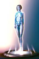 Cortana by EvilFlesh