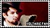 Voltaire Stamp by Speilbilde