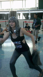 Female Quicksilver (X-Men: Days of Future Past) by coreybrown1994