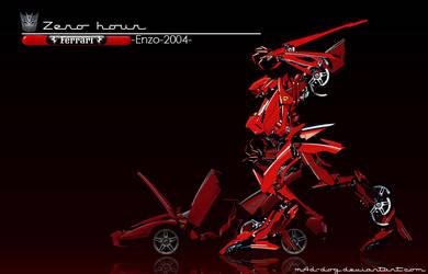 Transformers OC -Zero Hour- by m4d-dog