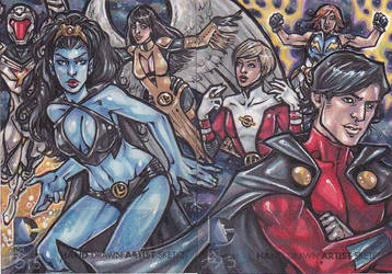 New 52 - Legion by dixey