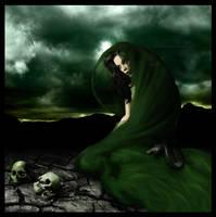 7 Deadly Sins - Envy by elestrial