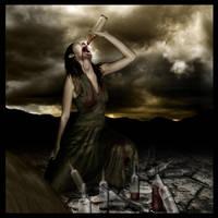 7 Deadly Sins - Gluttony by elestrial
