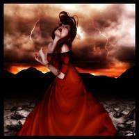 7 Deadly Sins - Wrath by elestrial