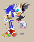 Sonic treasure by Ihtiander
