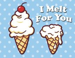 I Melt For You by GeorgieM-onster