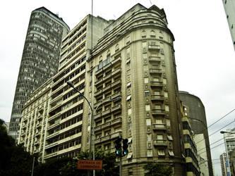 Sao Paulo - Centro - I by ZPsyc0