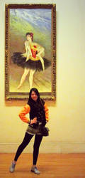 The Dancer by Serenya