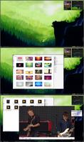 Green Archlinux with KDE 4.10 by printesoi