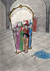 Chapter Twelve: The Mirror of Erised by bribritenma