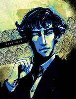 Sherlock BBC by Mkb-Diapason