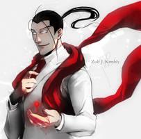 FMA - The crimson alchemist by Mkb-Diapason