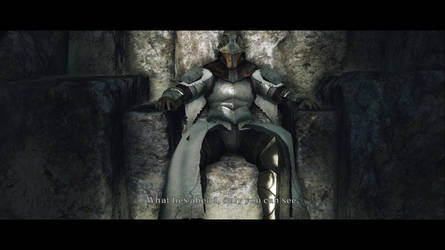 Paladin King of Drangleic by ThePhantomUlisse