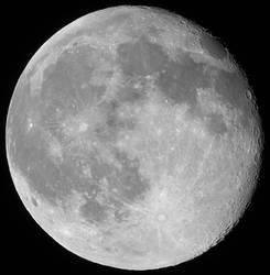 Full Moon by ExaVolt