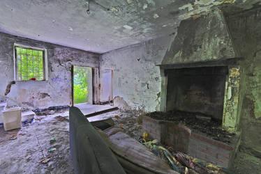 Abandoned farm by ExaVolt