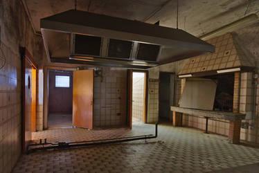 Abandoned pizzeria - Kitchen by ExaVolt