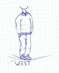 Simple sketch :1 by westsc