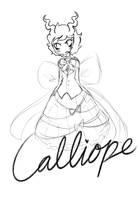 Callie Ohpeee by xDayyCee