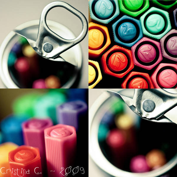 Colours. by TinaApple