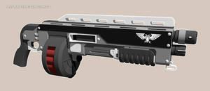 Assault Shotgun Concept by mrmao