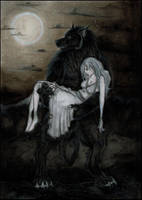 Wolfsbraut by Saoirsa