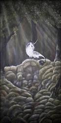 Ancient Forest Dweller by Saoirsa
