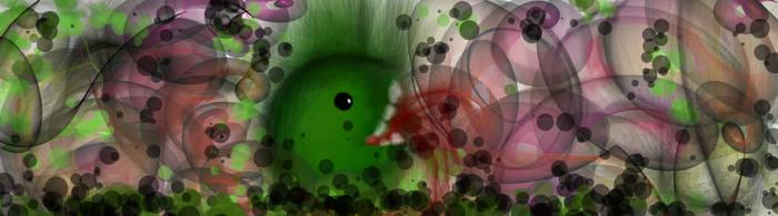 Green monster by 2000lightyearsaway