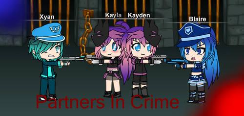 Partners In Crime (Gachaverse Version) by MikuHatsuneFan12