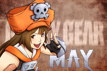Collab: GG Xrd May by seika