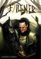 Fother Loki by AlekinaArt