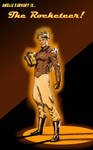 TLIID Heroines - Amelia Earhart as The Rocketeer by Nick-Perks