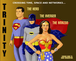TLIID Live-action TV Superman Batman Wonder Woman by Nick-Perks