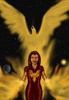TLIID Buffy Mash-up Willow as Dark Phoenix by Nick-Perks