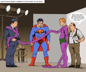 TLIID Low-budget superheroes - Elastic Lad by Nick-Perks