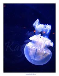 Underwater Alien by Kaylazelda