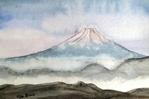 Mt. Fuji by Bigsteel