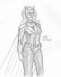 DSC Batwoman by DarkKnightJRK