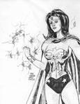 Wonder Woman by DarkKnightJRK