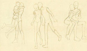 Original: Couple Poses by zulenha
