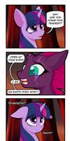 MLP Comic - Sympathy by LuneBat