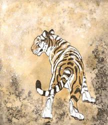 Tiger Tiger... by Yuuki-Kitsune